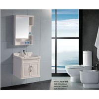 European style pvc bathroom cabinet OGF313