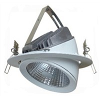 High Quality Popular 20W Gimbal LED Aluminum Downlight