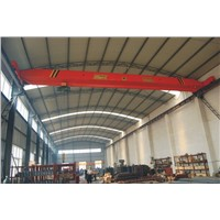 Material Handling Single Beam 20t Crane With Hook