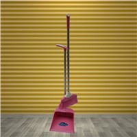 plastic broom and dustpan set