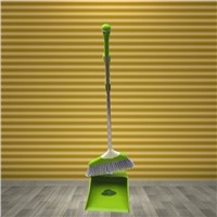 plastic sale hot Cleaning Broom and dustpan set SNT-BD1
