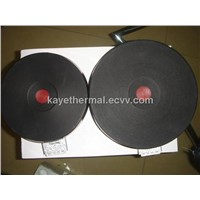 Hotplate in oven parts