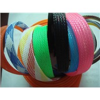 Pet Cable Protective Sleeve Flexible Expandable Braided Cable Sleeving