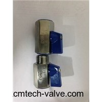 butterfly type ball valve(304,316)