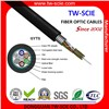 Single Mode Outdoor Duct Optical Fiber Cable (GYTS)