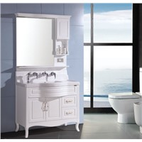 Modern bathroom cabinet made of pvc OLY077/OLY078/OLY/079