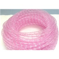 Multi-Colored Round PET Braided Sleeve