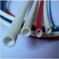 Fiberglass Braided Insulation Sleeving Coated with Silicone Rubber