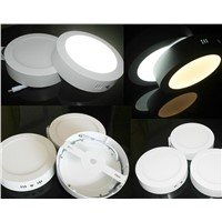 Surface Mounted LED Panel Light/ Flat LED Down Light 12W China Supplier