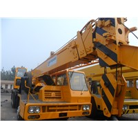 Used 25t TADANO rough terrain crane, Original from Japan, low-costing