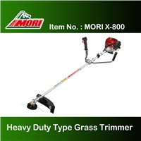 Mori X-800 Brush Cutter Powered by Engine