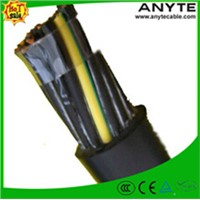 copper flexible control cables