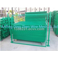 frame wire mesh fencing factory