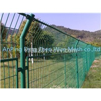 good quality frame wire mesh fence
