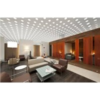 Surface Mounted LED Panel Light/Round Panel Lamp/Hotel Down Lighting 18W