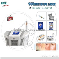 940nm / 980nm Diode Laser vascular vein removal medical laser device