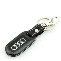 Custom Carbon Fiber Keychain for Promotion