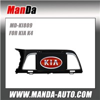 Manda car dvd player for KIA K4 in-dash dvd radio factory navigation car multimedia automobiles