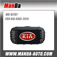 "Manda Car multimedia for KIA SOUL 2014 Autoradio 7"" Touch Navi GPS Bluetooth"