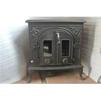 Wood Cast Iron Boiler Stove
