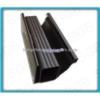 "5.2"" Africa hot sale pvc rain gutter with high quality"