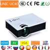 2015 New Mini Pico Projector UC40 For Home Theater LED Beamer Multimedia Proyector