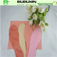 1.75mm nonwoven cellulose insole board shoes insole