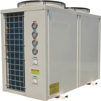 EVI tech .12kW/19kW/35kW air to water heat pump heater