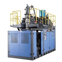 30l jerry can blow moulding machine (QCM-85/30L)