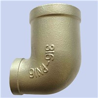 Stainless Steel 304/316 Reducer Elbow (FF)