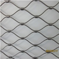 Unique durable stainless steel wire mesh for safety
