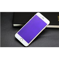 Full screen Curved anti blue light screen protector for iPhone6 screen protectors