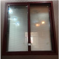 66mm thermal break aluminium alloy sliding window made in China
