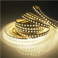 5050SMD Non-Waterproof Warm White LED Strip Light 30pcs LED 7.2W