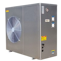 -25 degree work , EVI,heating and cooling ,meeting heat pump China