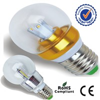 Low Price And MOQ 3W To 12W LED Bulb E27