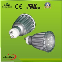 high power dimmable 4.5W 2835smd led GU10 led spot light