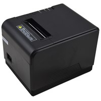 XP-Q200 Thermal Pos Receipt Printer Automatic Cutter 80mm Kitchen LAN Printer Impresora Termica