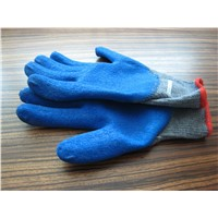 Latex Coated Gloves/safety Glove/work Glove