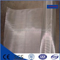 Stainless steel 100 mesh , wire mesh woven fabric