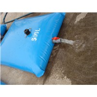 2014 Best Selling Factory Supply Collapsible Pillow Drinking Pvc Water Tank