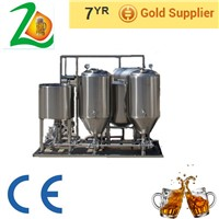 50L home brewery mini beer brewing equipment for pub