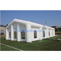 Big Inflatable Marquee Tent White for Wedding Event