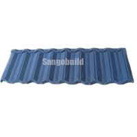 Galvanized Bent Colored Roof Tiles Steel Roofing Sheets Price