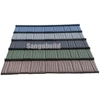 Colored Sun Stone Steel Roofing Panel Price Galvanized Sheets