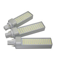 PLC Double-Turn Compact Fluorescent Light Bulbs 12W G24 GX23 E27 E26 Base