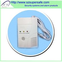 Gas Detector with 9V Battery Backup