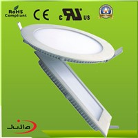 ultra thin round led panel light 15W