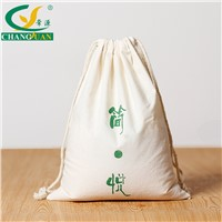 OEM cotton drastring bag