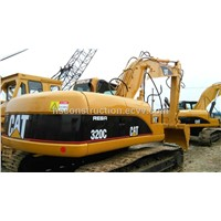 Used Heavy Equipment CAT 320C/320CL Excavator Second Hand Caterpillar 320C Excavator